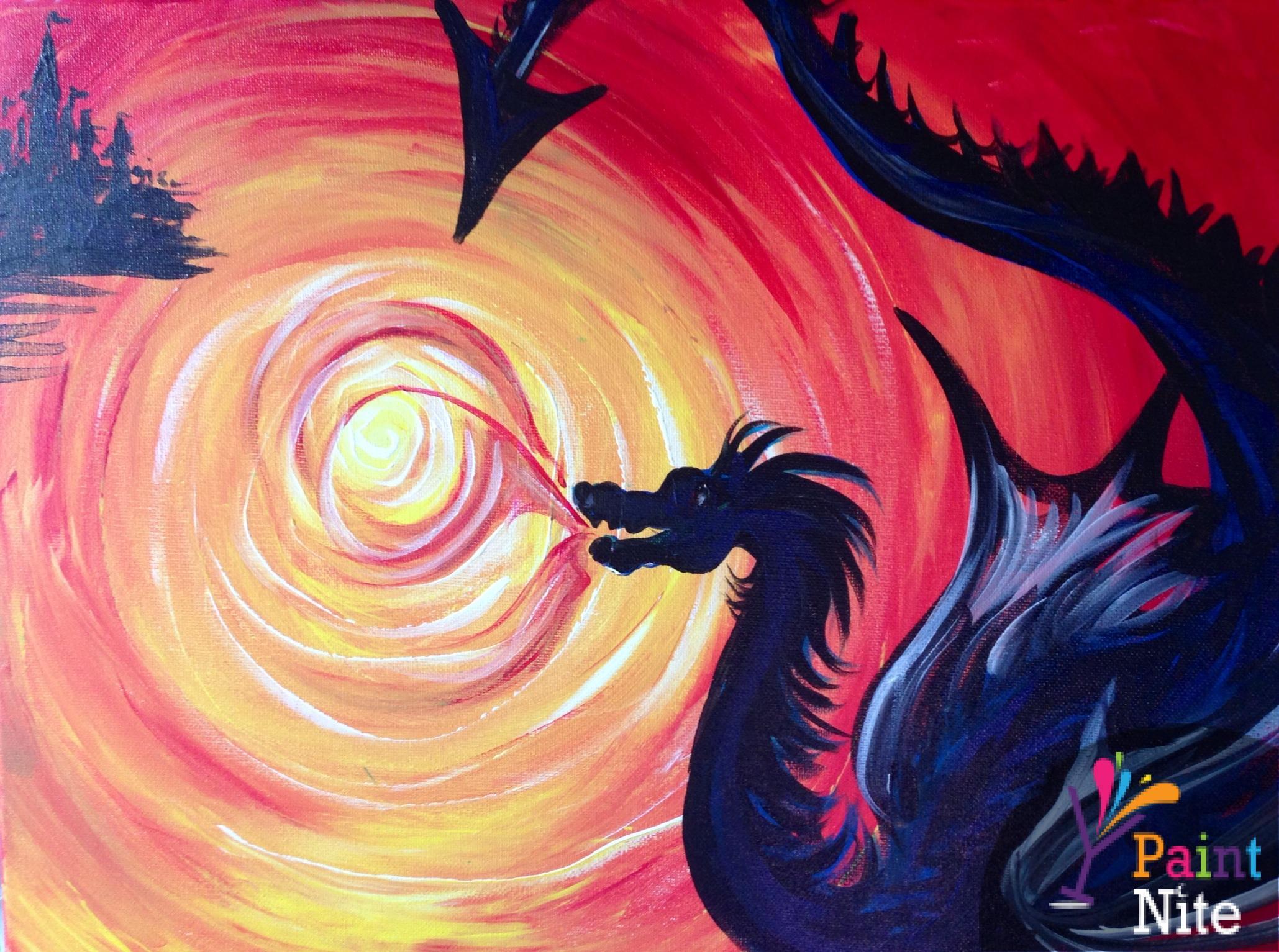Un ciel signé Serdaigle [Pv. Ashley Irving] (Terminé!) Paintings53af3bee57b1d