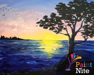 the green turtle annapolis paint nite event