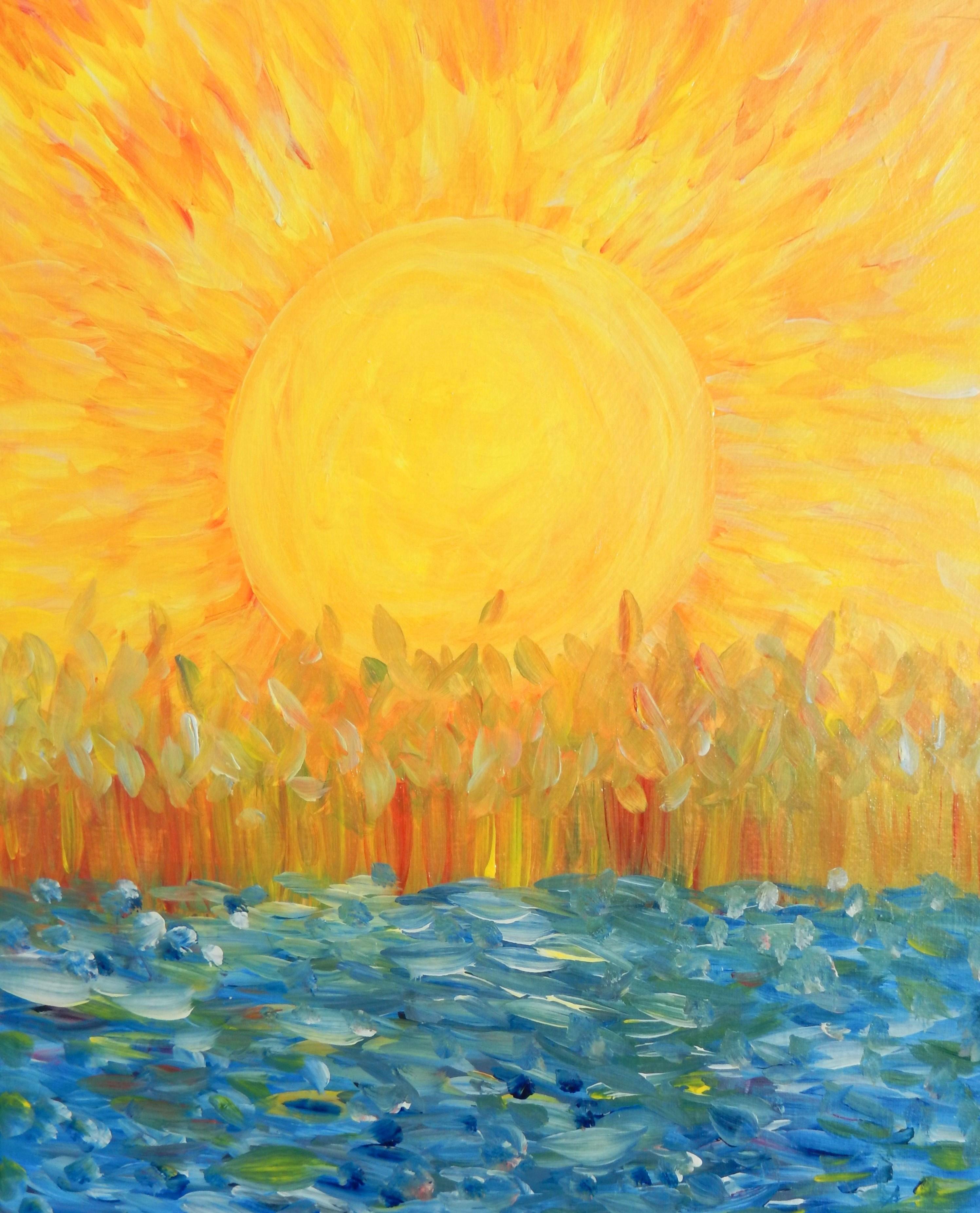 Sunshine Yellow Paint Iu0027ve Got Sunshine On A Cloudy