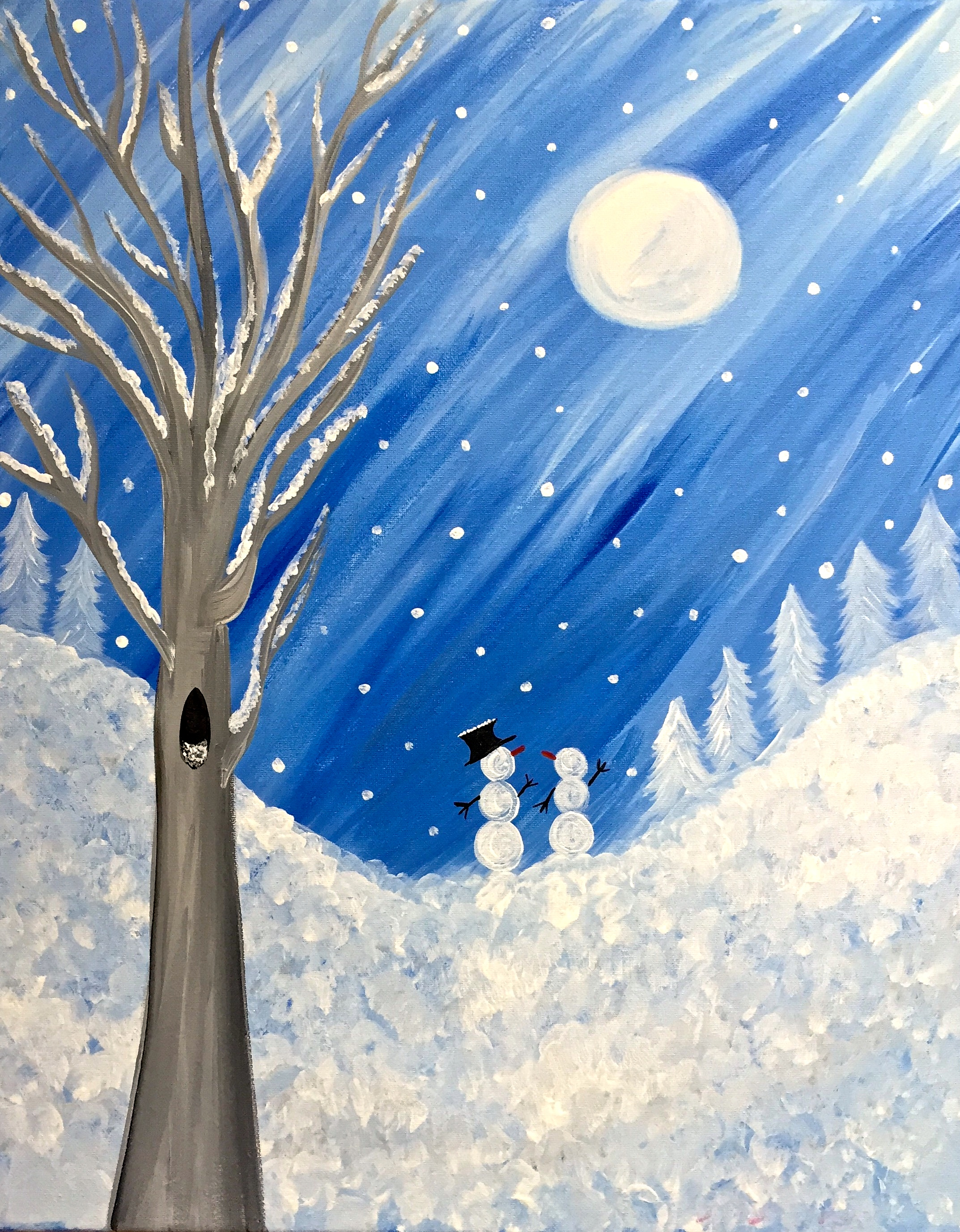 li pour house port jefferson 12 13 2015 paint nite event