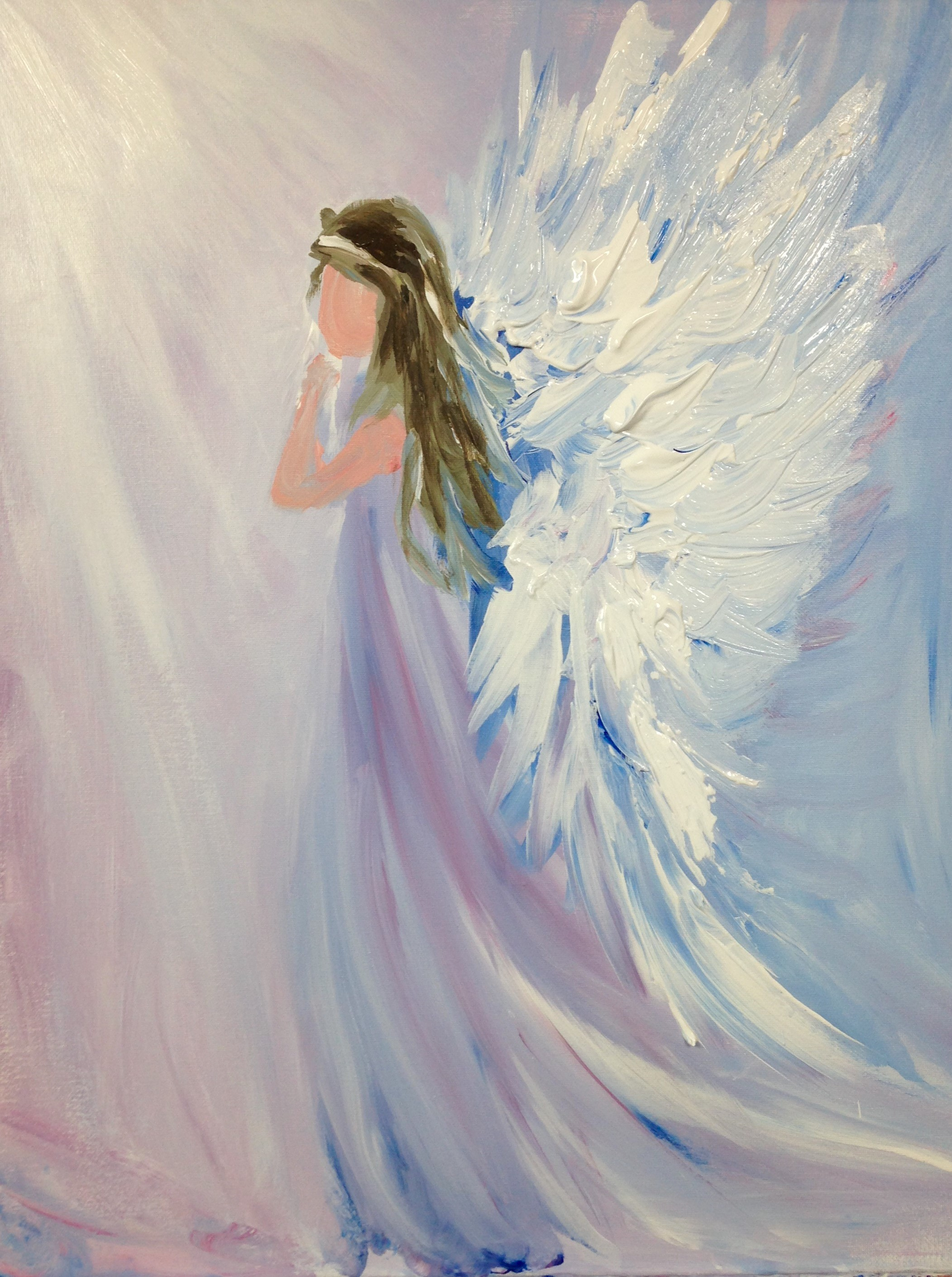 Paint Nite: My Beautiful Angel
