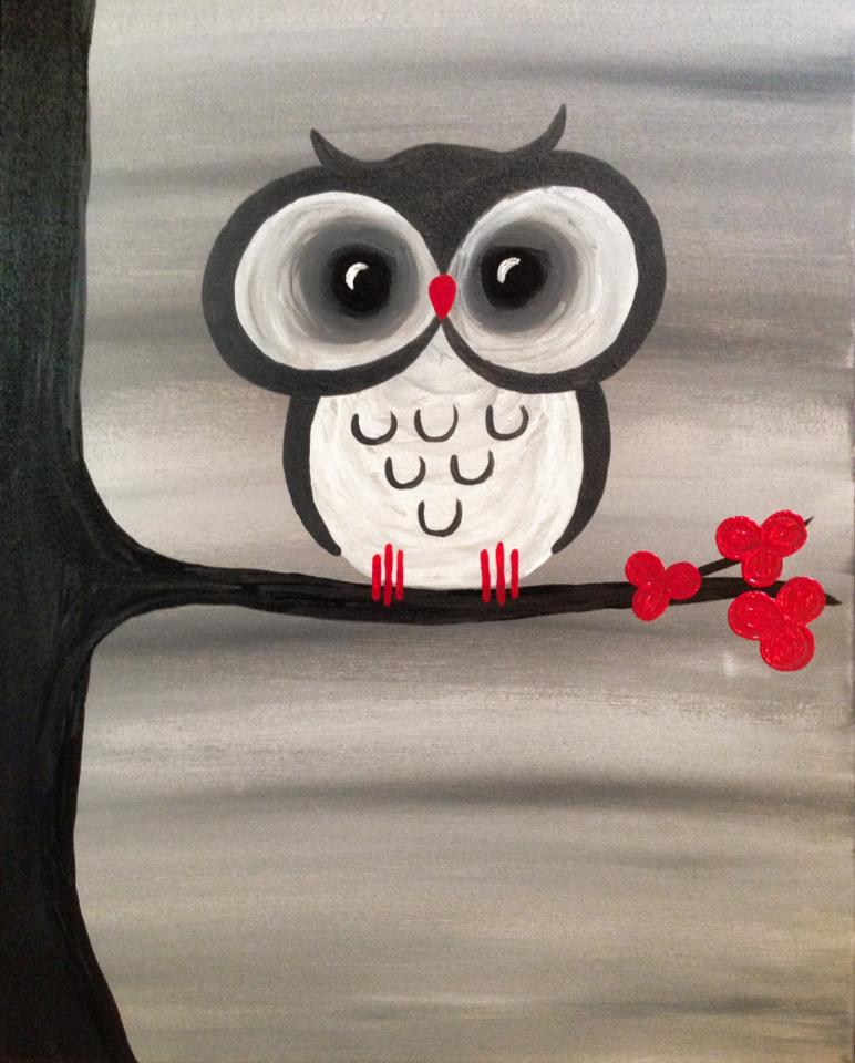 Alewife december 29th 7pm paint nite event for Big painting ideas