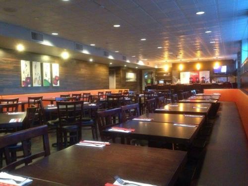 Fushia Restaurant Long Island City