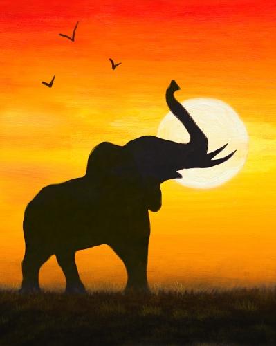10 Elephant Drawings  Free amp Premium Creatives