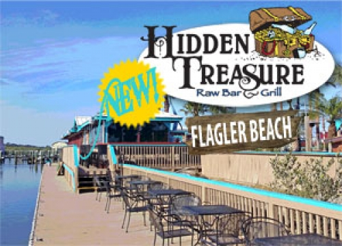 Events At Hidden Treasure Raw Bar Grill Flagler Beach By