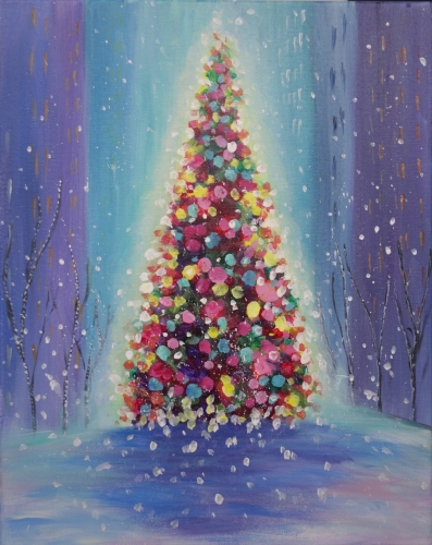 Suppa\\\\'s Pizza 12/03/2017 CANCELLED   Paint Nite Event