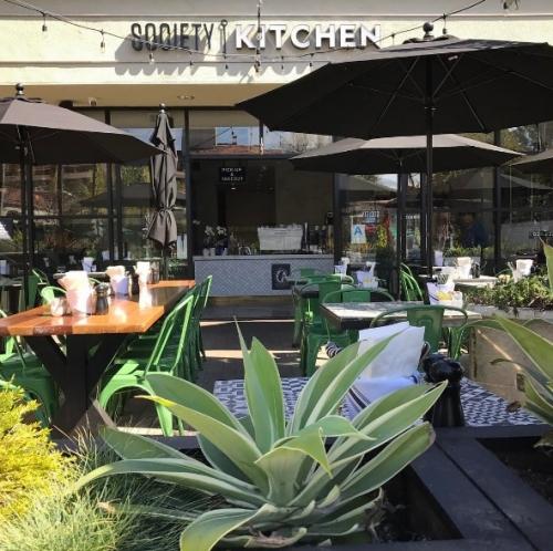 Amethyst terrarium santa monica events for Country kitchen santa monica