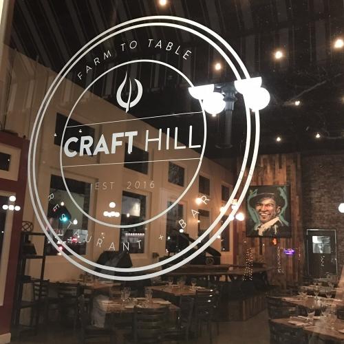 Craft Hill Monrovia Ca