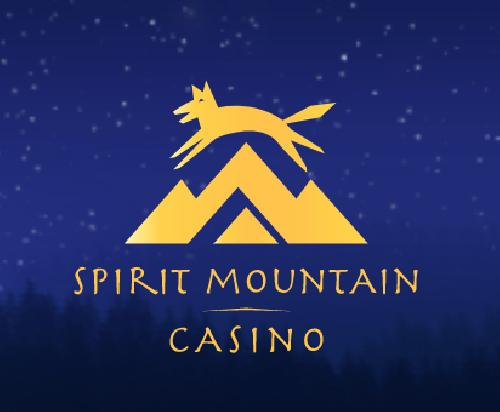 Spirit mountain casino logo casinos maps