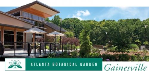 atlanta botanical garden gainesville - Gainesville Botanical Garden
