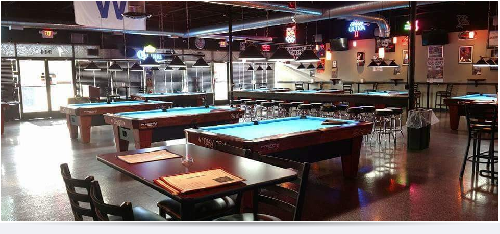 Events at Diamond Billiards Bar and Grill, Lockport by Yaymaker