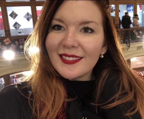 Photo of a Yaymaker Host named Anastasia Tkach