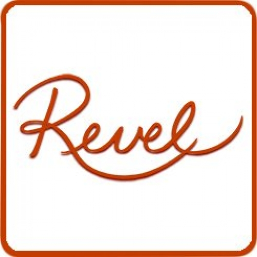 Revel Nightclub official logo.