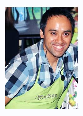 Yaymaker Host Hugo Aditiana #TeamVivian