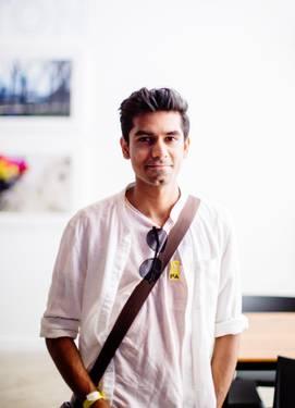 Yaymaker Host Eswar Anandapadmanaban
