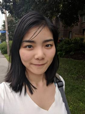 Yaymaker Host Xinran Wang located in Ottawa, ON