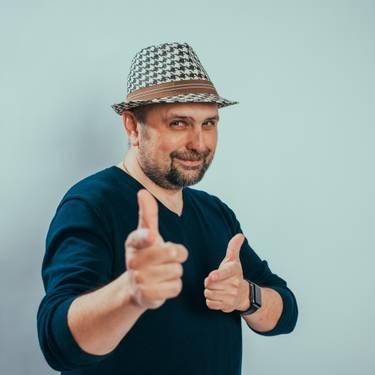 Yaymaker Host Dmitry Burenok located in Burnaby, BC