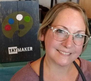 Yaymaker Host Wende Toombs located in Mechanicsburg, PA