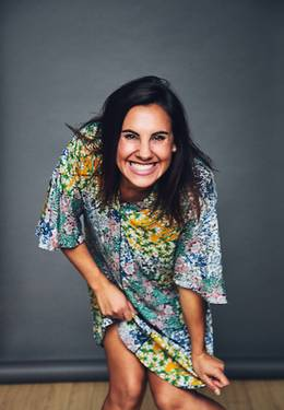 Yaymaker Host Rebecca Reinhart