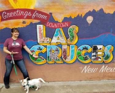 Yaymaker Host Krysta Klimaj located in LAS CRUCES, NM