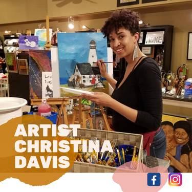 Yaymaker Host Christina Davis located in LYNCHBURG, VA