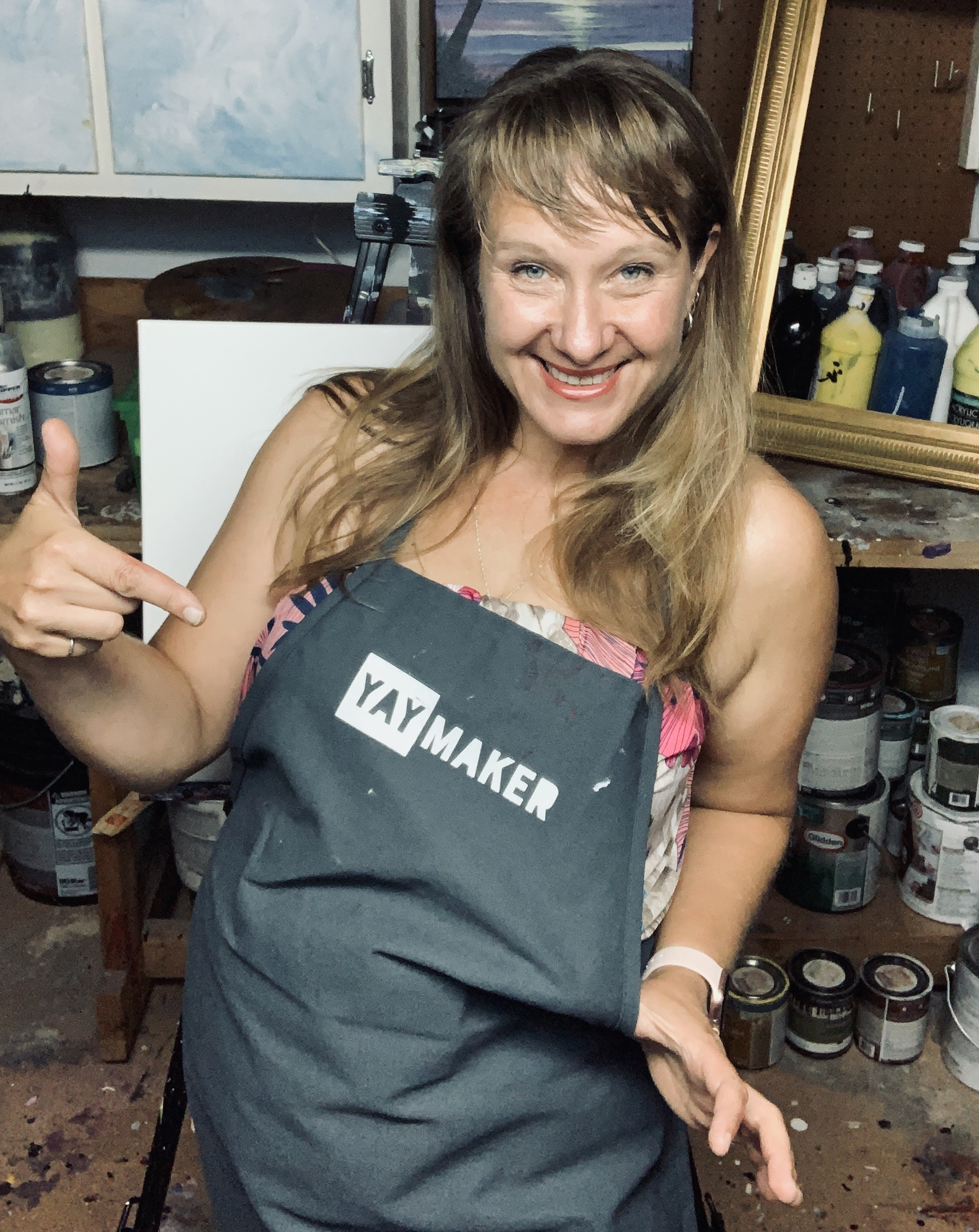 Yaymaker Host Shannon Chiba located in Westfield, Ma