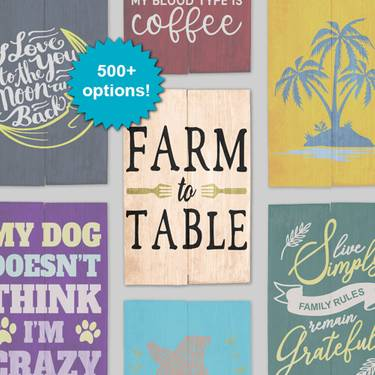 A Design a Sign Farm House design a sign project by Yaymaker