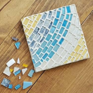 A Custom Mosaic I make a mosaic project by Yaymaker