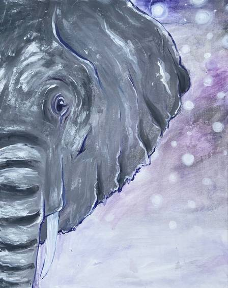 A Bokeh Elephant experience project by Yaymaker