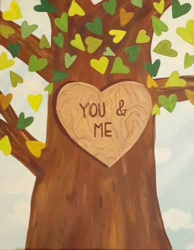 A You  Me Tree experience project by Yaymaker