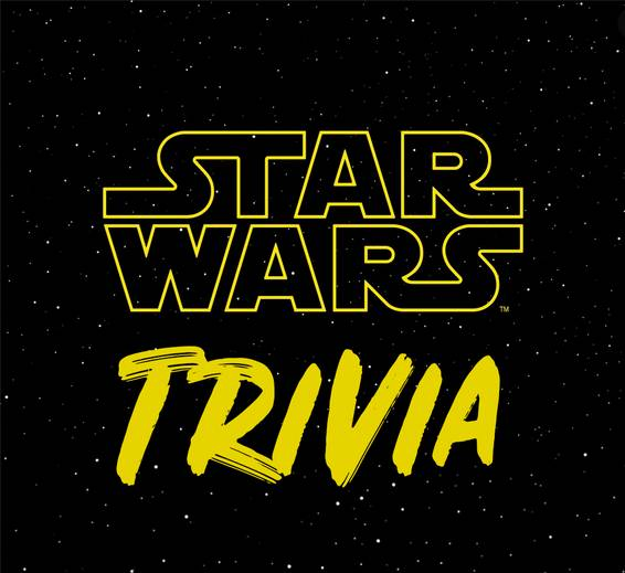 A Star Wars Trivia experience project by Yaymaker