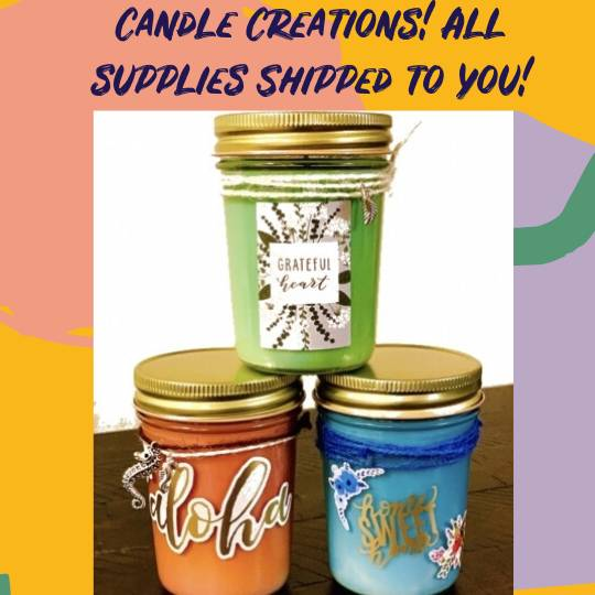A Candle Creations I experience project by Yaymaker