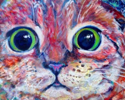 A Psycatic paint nite project by Yaymaker