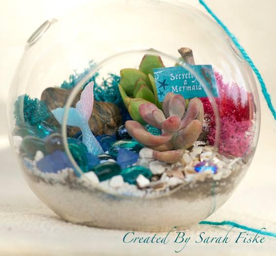 A Secretly I am A Mermaid plant nite project by Yaymaker