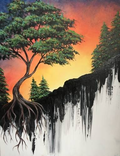 A Foundations paint nite project by Yaymaker