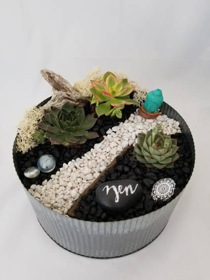 A Buddah Tin plant nite project by Yaymaker