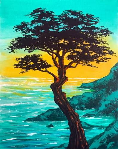 A Madrona Cove paint nite project by Yaymaker