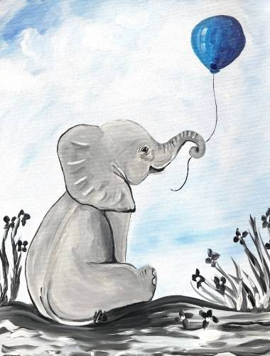 A Elephant Dreams paint nite project by Yaymaker