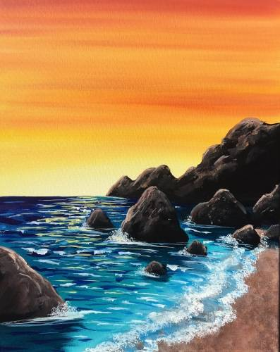 A Passing Tide paint nite project by Yaymaker
