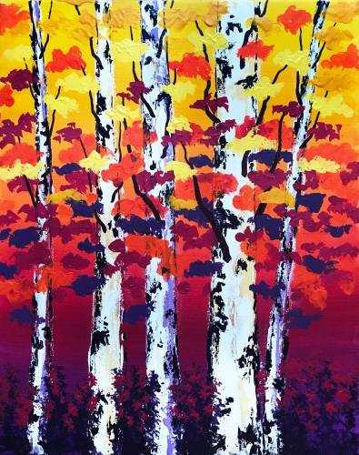 A The Glory Of Autumn paint nite project by Yaymaker