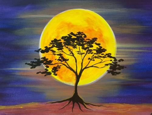 A Moonsong paint nite project by Yaymaker
