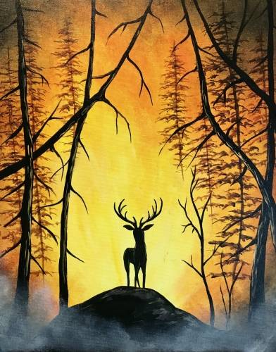 A The Prince of Autumn paint nite project by Yaymaker