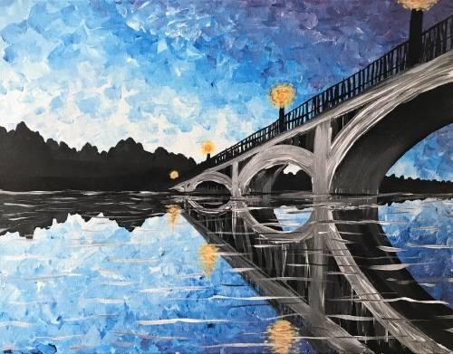 A Bridge City paint nite project by Yaymaker