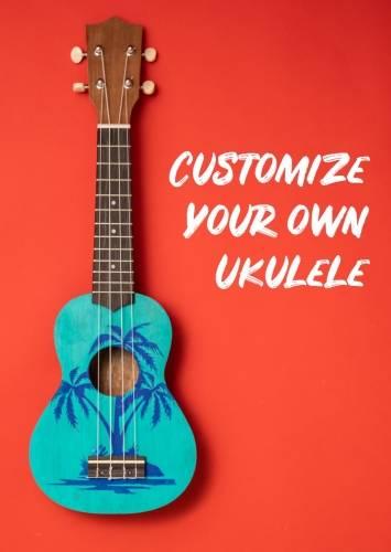 A Create a Ukulele I create a ukulele project by Yaymaker