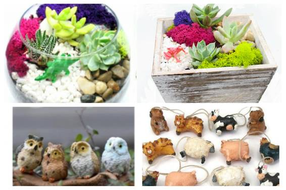 A Animal Lovers Choice plant nite project by Yaymaker