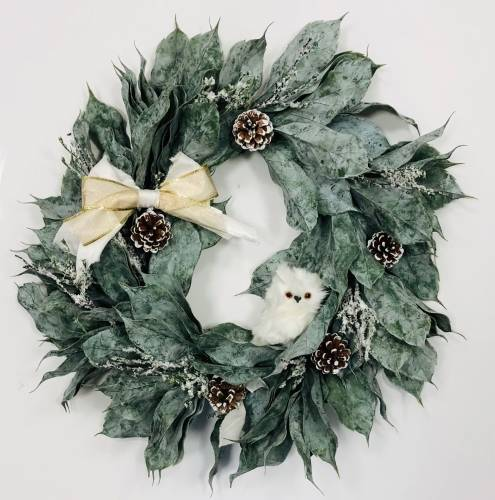 A Winter Wreath III wreaths project by Yaymaker