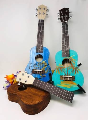 A Create a Ukulele V create a ukulele project by Yaymaker