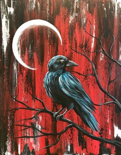 A Only This and Nothing More paint nite project by Yaymaker
