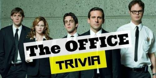 A THE OFFICE Themed Trivia themed trivia project by Yaymaker