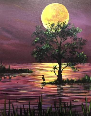 A Heron Pointe paint nite project by Yaymaker